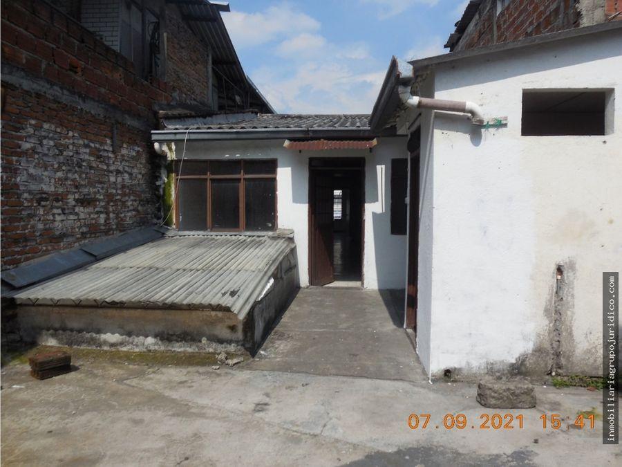 se arrienda casa en el barrio guayaquil