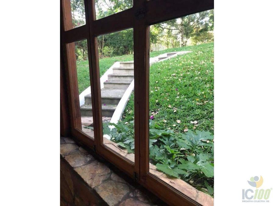 renta casa con jardin en san lazaro zona 15