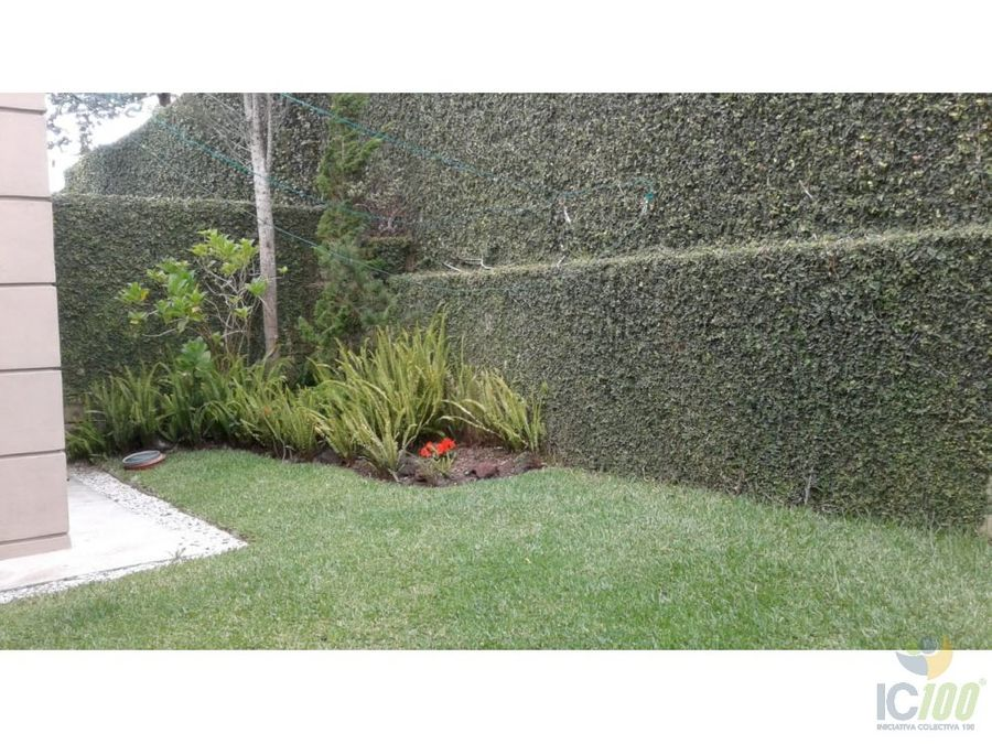 casa en entreverdes fraijanes guatemala