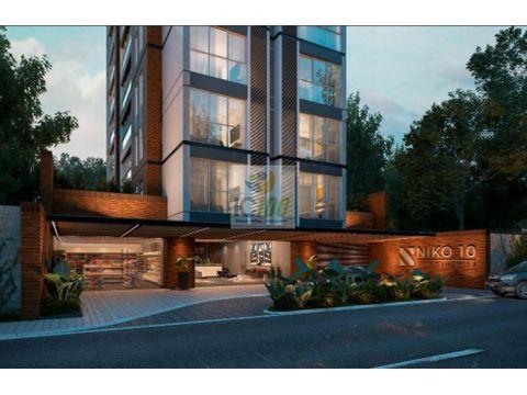 venta proyecto apartamentos niko zona 10 guatemala