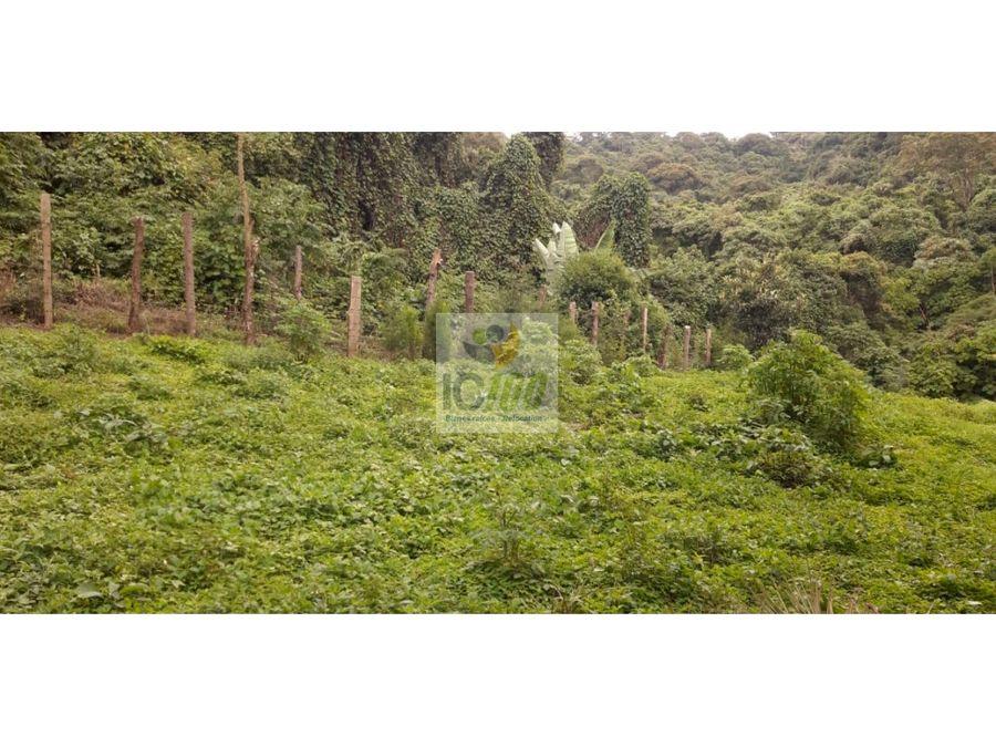 venta terreno terravista coventry fraijanes guatemala