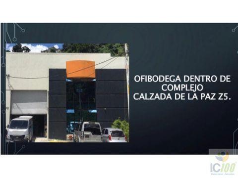 venta ofi bodega zona 5 guatemala