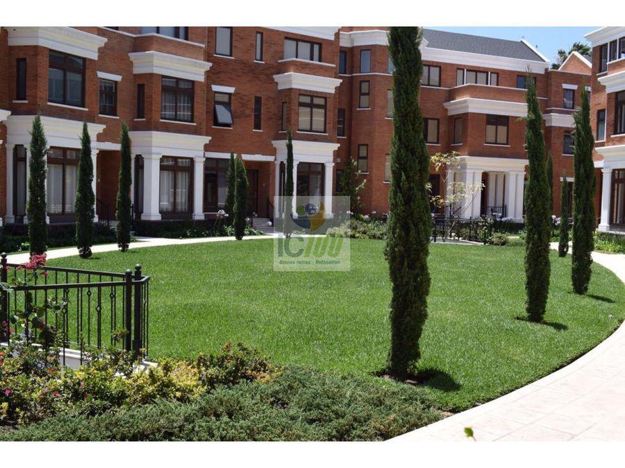 venta casa pasaje oakland zona 10 guatemala