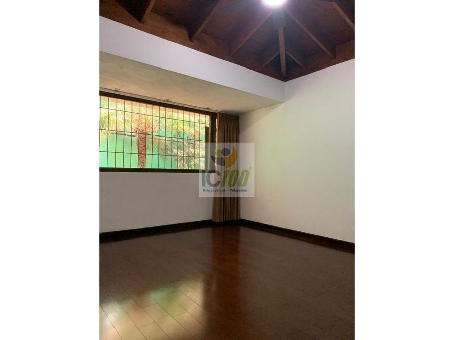 renta casa la canada zona 14 guatemala