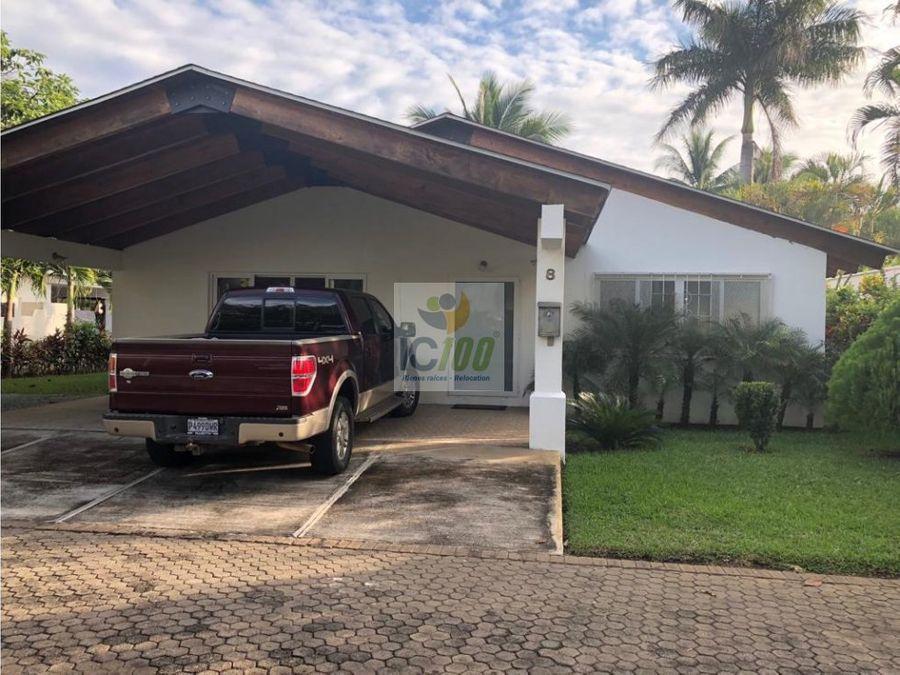 venta casa playa villas del pacifico chulamar