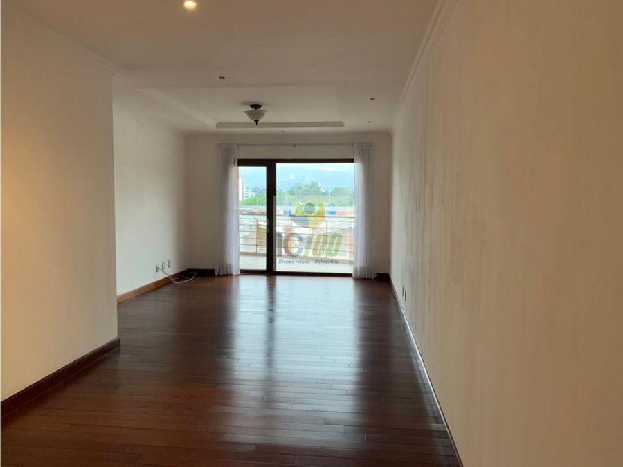 renta apartamento tadeus zona 14 guatemala