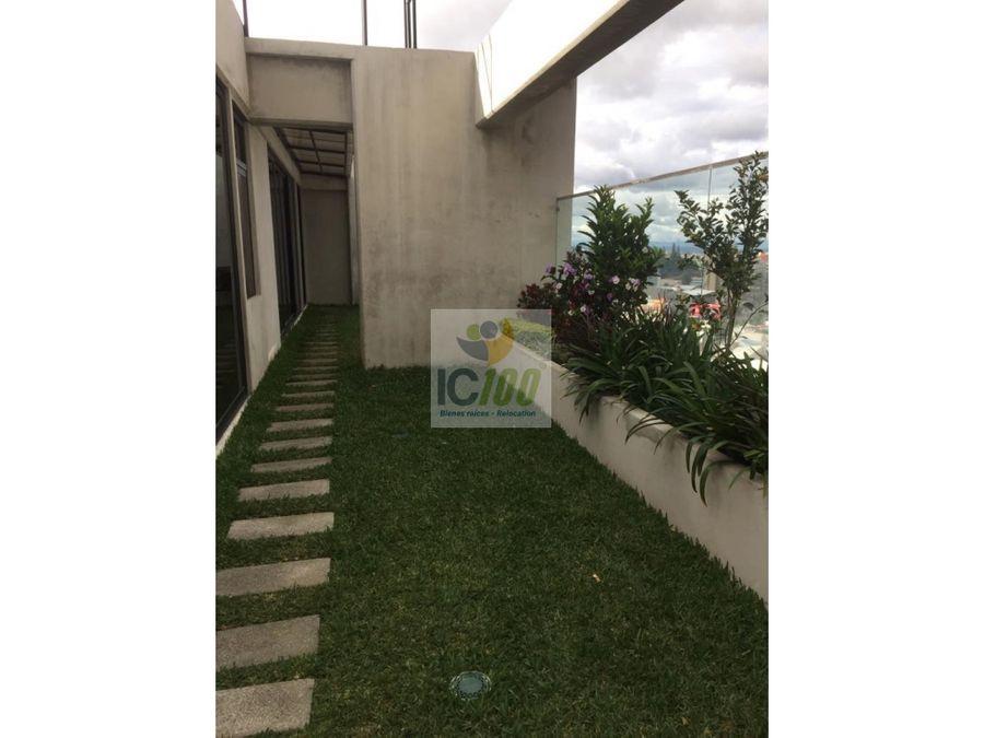 venta apartamento granat zona 4 guatemala