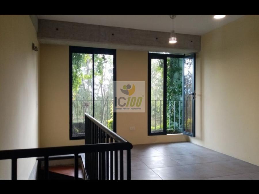 renta apartamento tipo loft edificio fabra zona 10 guatemala