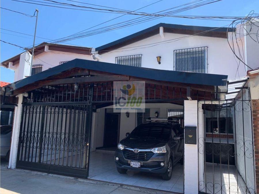 renta casa condominio la villa zona 14 guatemala