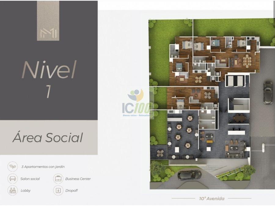 venta moretti apartamentos zona 10 guatemala