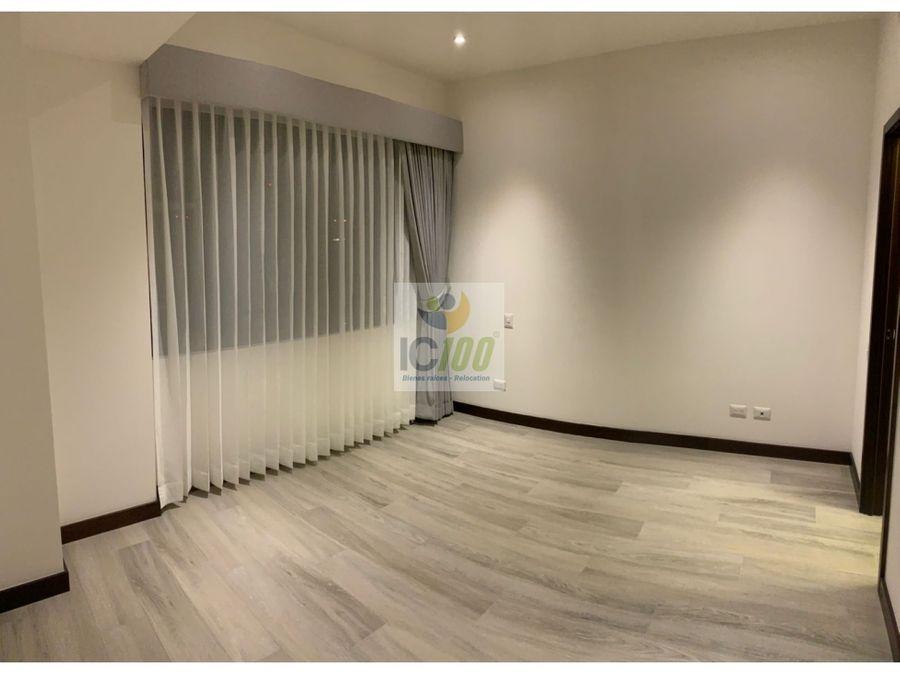renta apartamento novus zona 14 guatemala