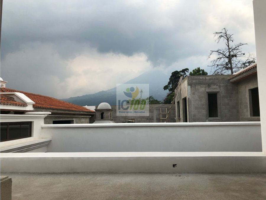 venta de casa en antigua guatemala guatemala