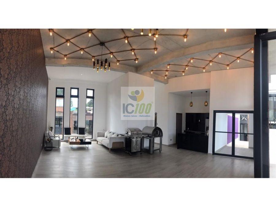 renta apartamento nuevo zona 15 guatemala