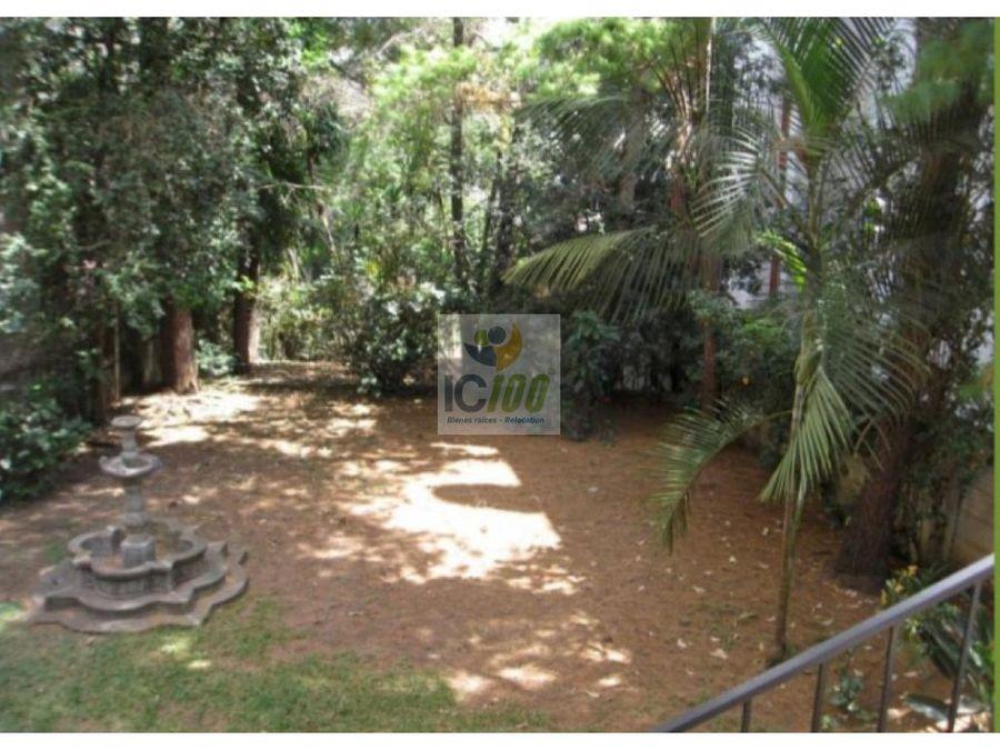 renta casa para oficinas zona 14 guatemala