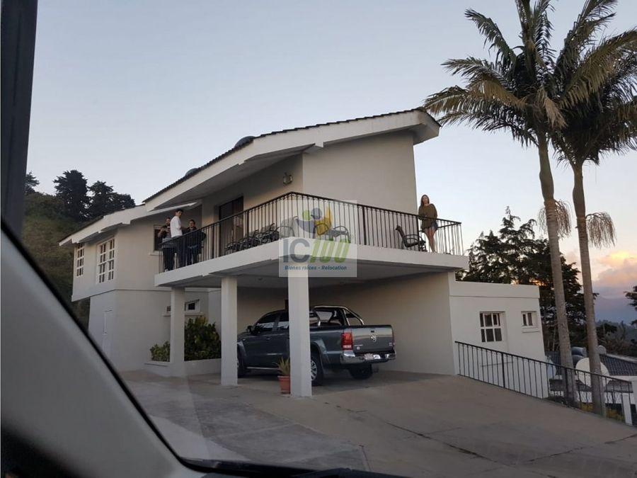 renta casa amueblada km 155 ces guatemala