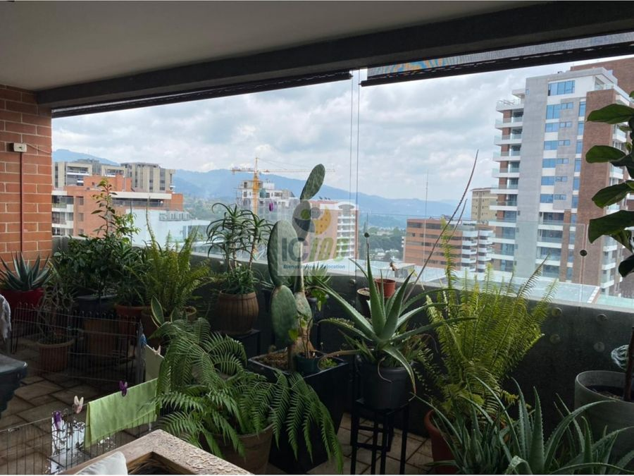 venta apartamento san angel zona 14 guatemala