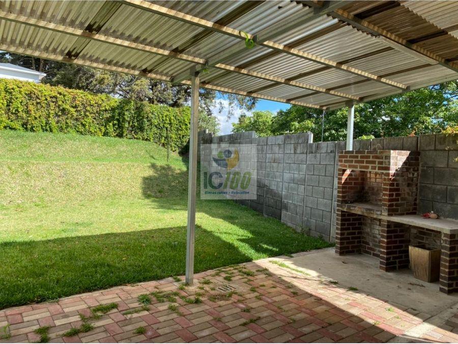 venta casa la fontana km 25 ces guatemala