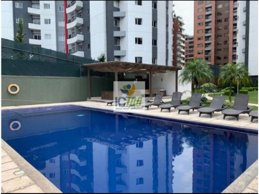 venta apartamento attica zona 14 guatemala