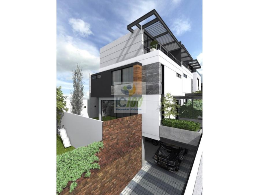 venta casa altos de vista hermosa zona 15