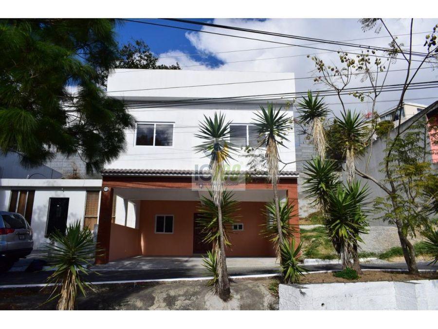 venta casa vista azul santa catarita pinula guatemala