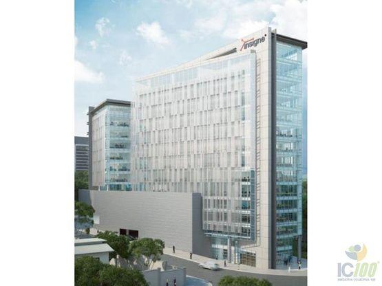 renta oficinas edificio insigne zona 15 guatemala