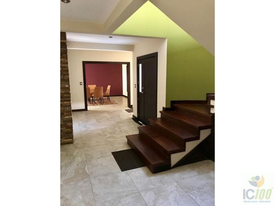 venta casa los manantiales snjose pinula guatemala