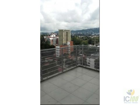 renta penthouse torre 14 zona 14 guatemala