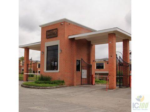 ventarenta casa villas campestre km 227 ces