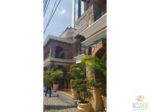 rentaventa oficina paseo plaza zona 10 guatemala