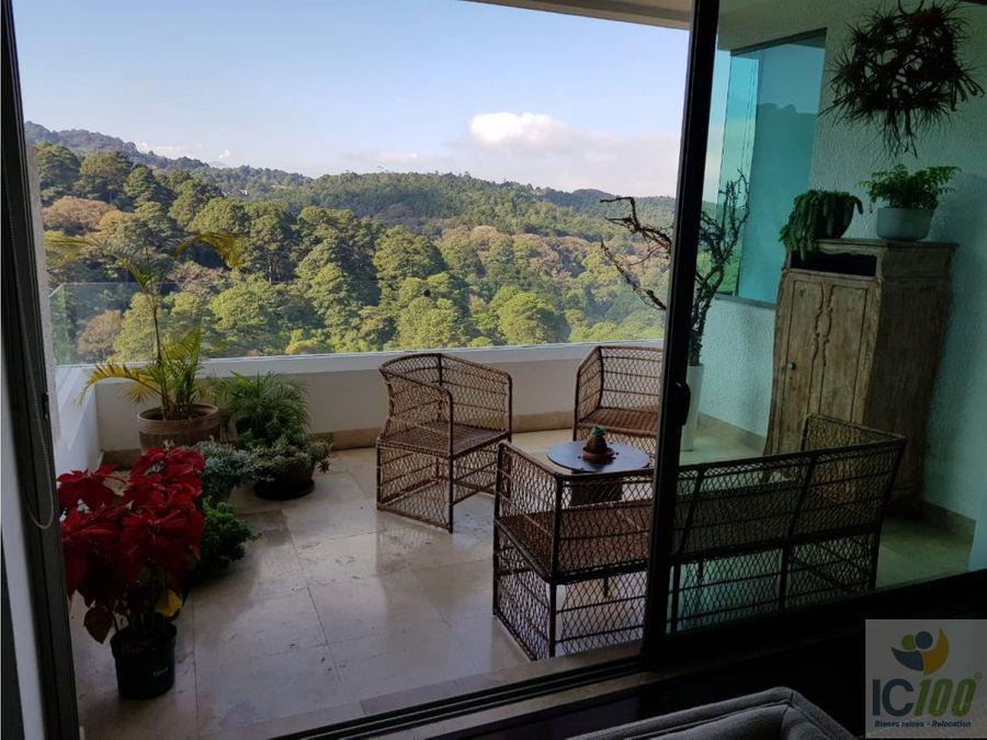 renta apartamento muxbalia guatemala