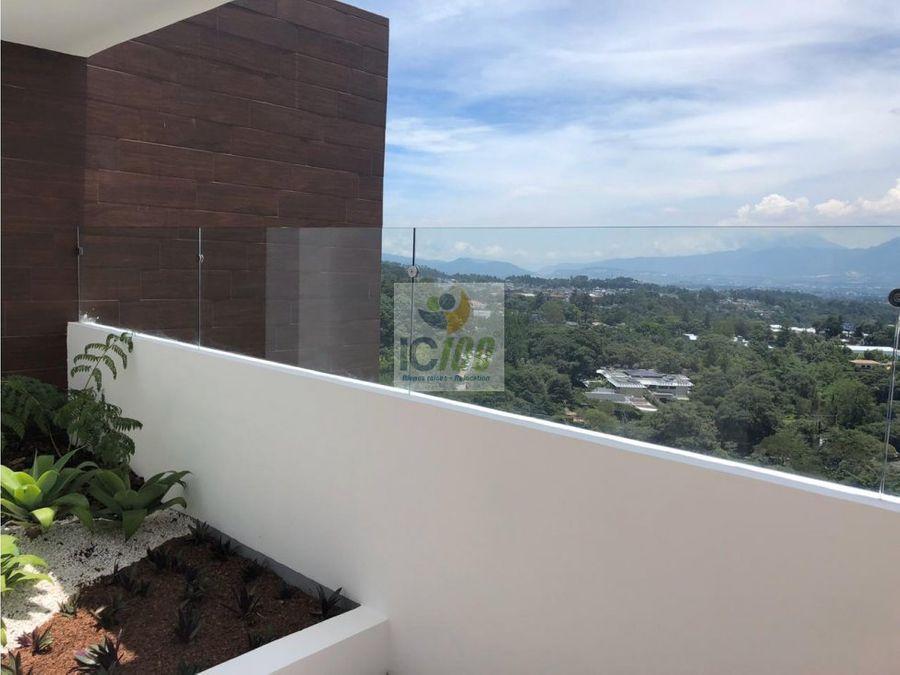 rentaventa apartamento telia zona 15 guatemala