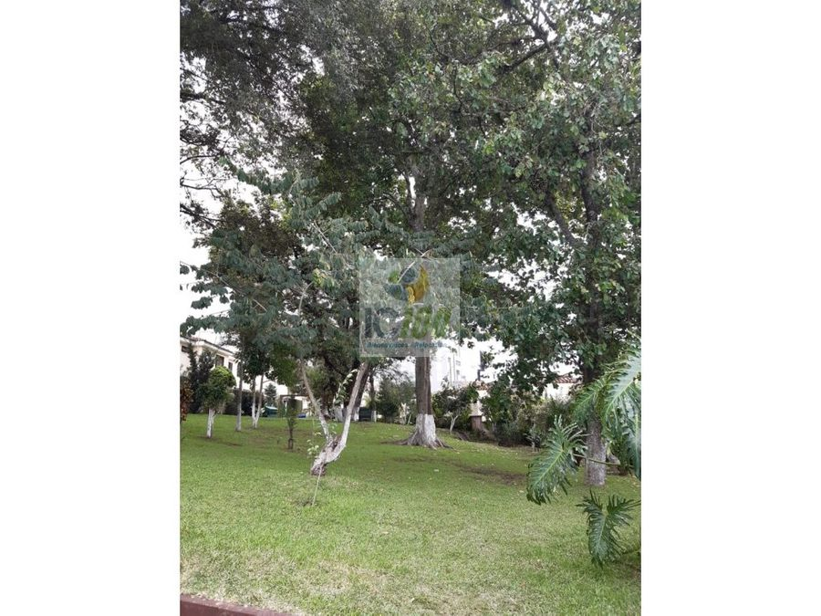 renta casa broken sound zona 10 guatemala