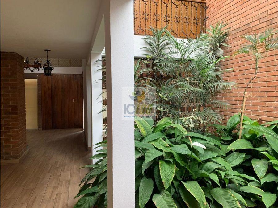 renta casa vista hermosa ii zona 15 guatemala