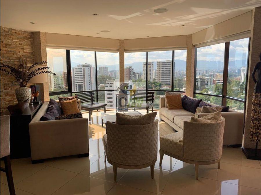 venta apartamento verde vista zona 15 guatemala
