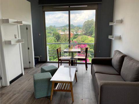 renta loft adamant zona 15 guatemala