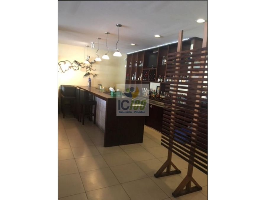 venta restaurante acreditado zona 10 guatemala