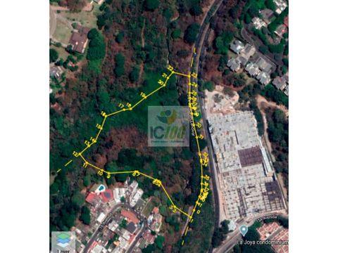 venta terreno boulevard landivar zona 15 guatemala
