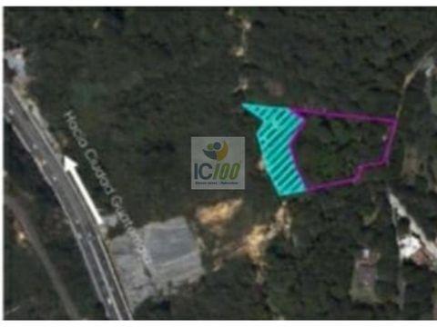 venta terreno santa rosalia guatemala