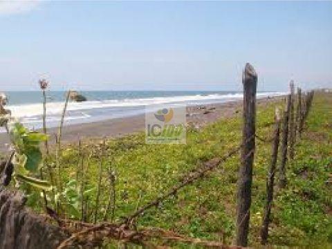 venta terreno de playa monterrico guatemala