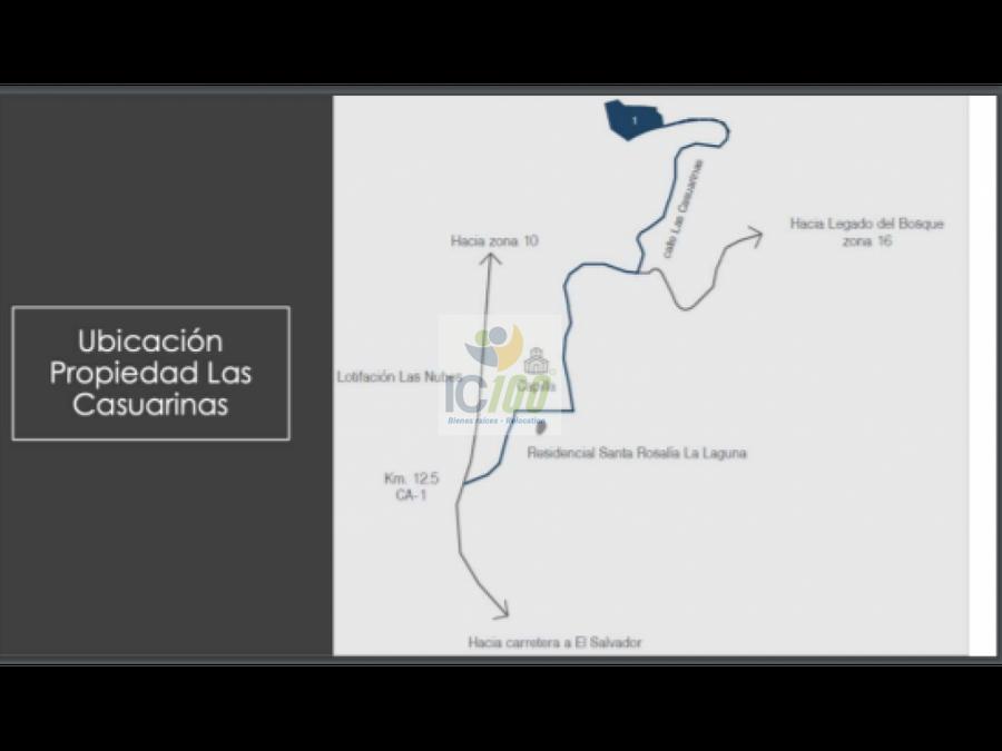 venta terrenos sta rosalia la laguna sta catarina pinula guatemala