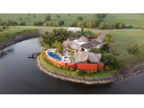 venta casa marina del sur puerto de san jose guatemala