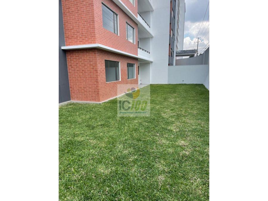 venta apartamentos segheria zona 14 guatemala