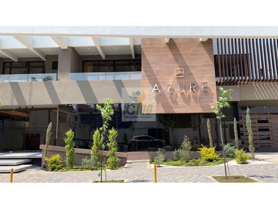 venta apartamento azure zona 14 guatemala