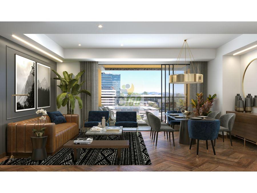 venta apartamentos naori zona 10 guatemala