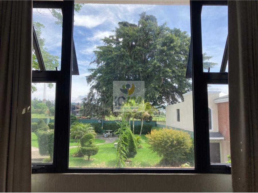 venta casa carr el salvador villas campestres guatemala