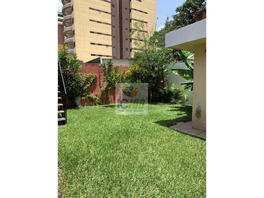 renta casa para oficina zona 14 guatemala