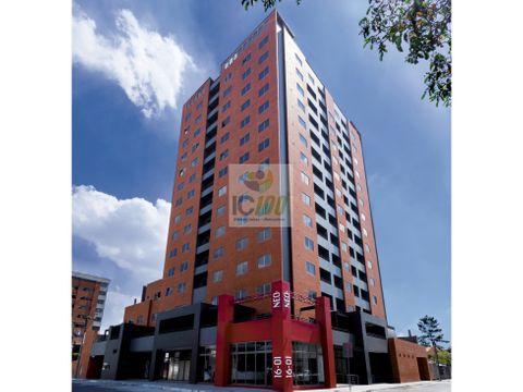 renta apartamento edificio neo zona 14 guatemala