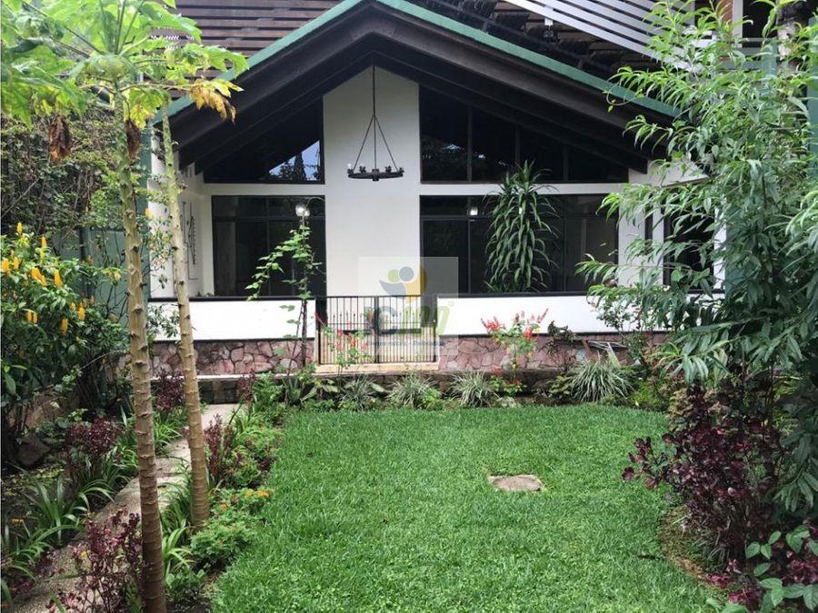 renta casa para oficina vh2 zona 15 guatemala