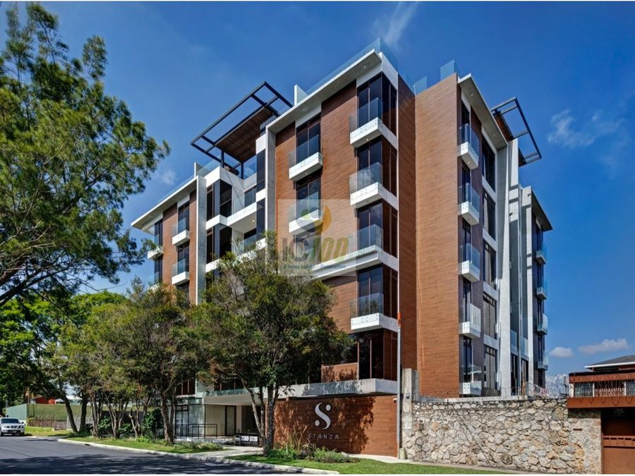venta stanza apartamentos zona 15 guatemala