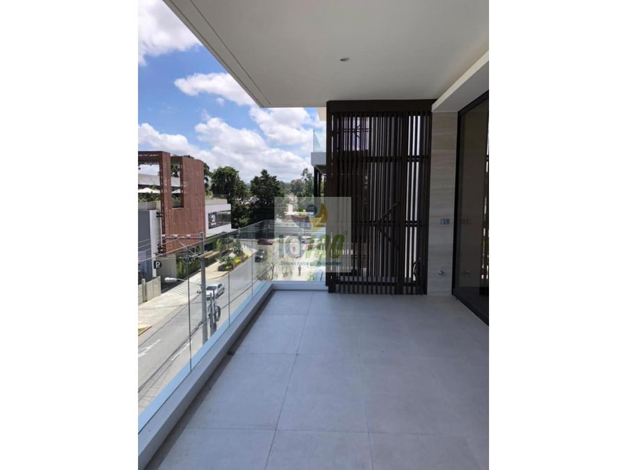 renta apartamento tiffany novena zona 14 guatemala